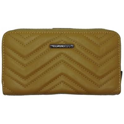 Dámska peňaženka MISS YOU žltá