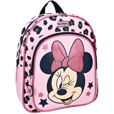 Dětský batoh s přední kapsou Minnie Mouse - Disney se...