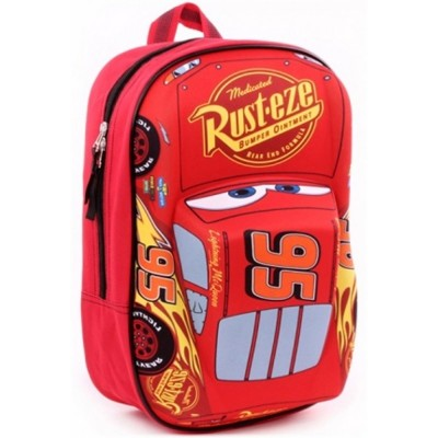 Detský tvarovaný batoh Autá - Blesk McQueen 95