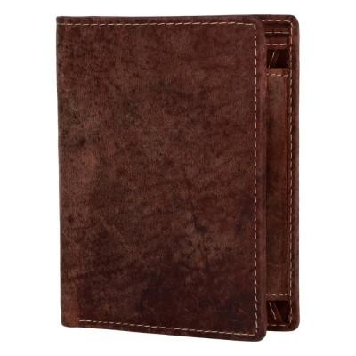 Pánská kožená peněženka Diviley Siska hnědá