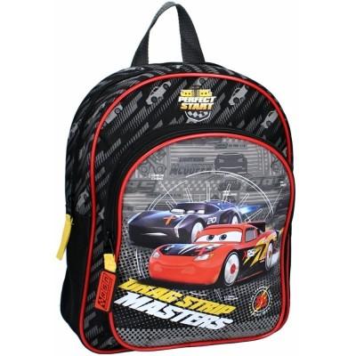 Detský batoh s predným vreckom AUTA - Perfect štart