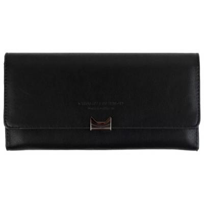 Dámska peňaženka CHARM FASHION čierna