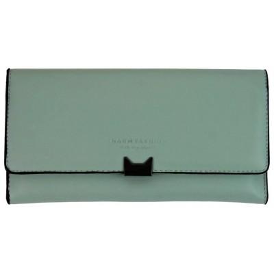 Dámska peňaženka CHARM FASHION svetlo zelená