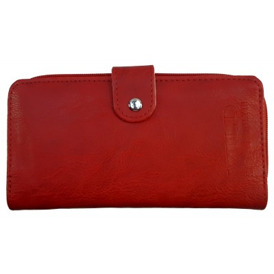 Dámska peňaženka WILD 7134 červená