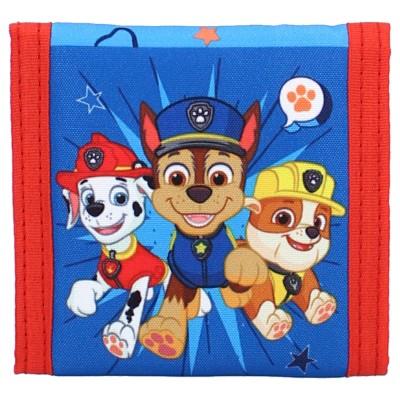 Detská textilná peňaženka Tlapková patrola - Paw Patrol