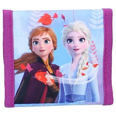 Detská textilná peňaženka Ľadové kráľovstvo II - Frozen II