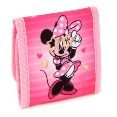 Detská textilná peňaženka Minnie Mouse - Disney