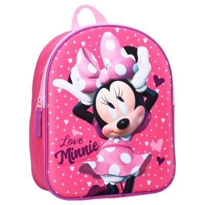 Dětský 3D batůžek Minnie Mouse - Disney