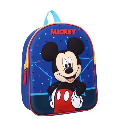 Dětský 3D batůžek Mickey Mouse - Disney