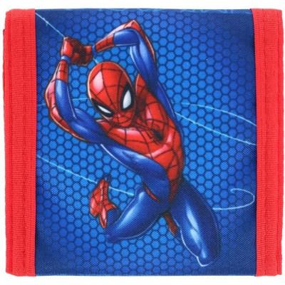 Detská textilná peňaženka Spiderman - Marvel